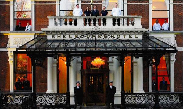 هتل شِلبورن – دوبلین