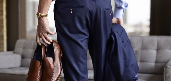 شیک پوشی کت و شلوار مردانه