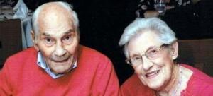 مسنترین عروس و داماد جهان