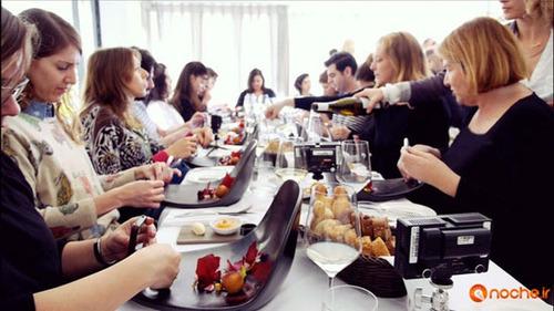رستورانی برای گرفتن عکسهای اینستاگرامی از غذا