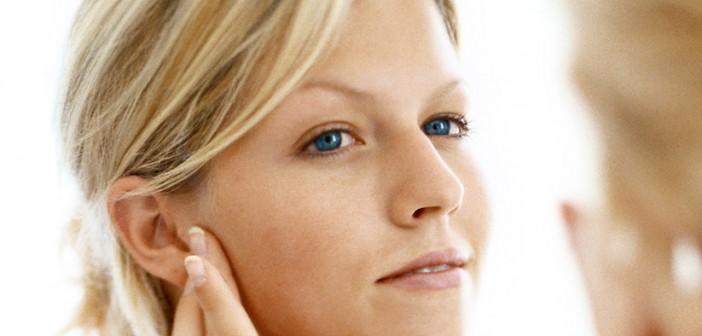 تشخیص نوع پوست چرب و خشک