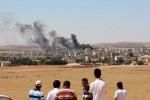 داعش به عین العرب حمله کرد