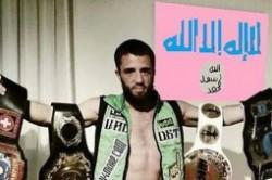 قهرمان بوکس به داعش پیوست + عکس
