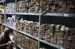 انبار پول داعش را ببینید + عکس