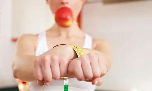 5 دلیل عدم افزایش وزن