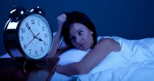 نخوابیدن