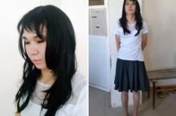 پوشیدن لباس دخترانه برای تقلب در امتحان