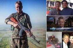 بازیگر «دزدان دریایی کارائیب» به جنگ داعش رفت
