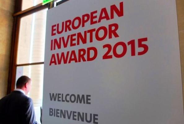 جایزه مخترعان اروپا