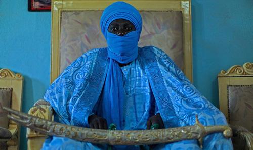 سلطانی که 100 زن و 500 بچه داره