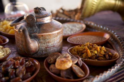 تغذیه در رمضان