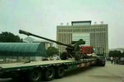 مخرب ترین تانک جهان در دست چینیها