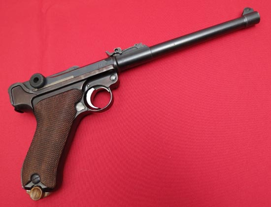 کلت ارتیلری لاگر - Lugger artilery