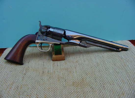 اسلحه ی ربوالور 1860