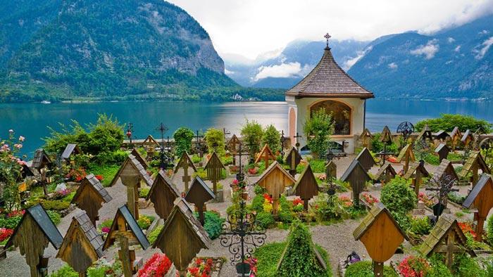 هالاستات، اتریش