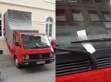 عجیبترین جریمۀ رانندگی در جهان