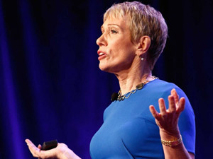 بهترین نصیحت دنیا,barbara corcoran dont follow the leader
