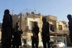درگیری خونین داعشیها بر سر زن و پول