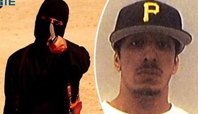 محمد اموازی تروریست معروف به جون جهادی و جلاد داعش