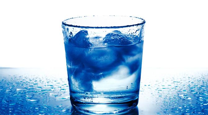 آب یخ و گوارش icewater