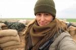 مانکن کانادایی در جنگ با داعش + عکس