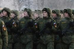 مجازاتهای عجیب سربازان روسیه+عکس