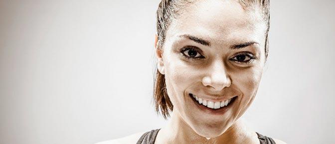 جوش زدن بعد از ورزش + راه درمان آن