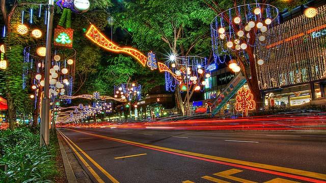 جاده باغ سنگاپور