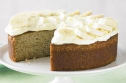 طرز تهیه کیک موز کریزی