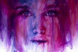 هنرنمایی با پارچه و تورهای رنگی