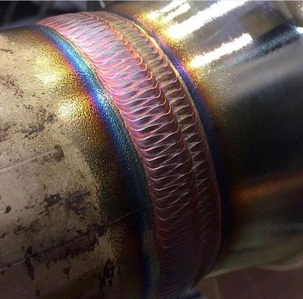 Scott-Raade-welding - هنرنمایی جوشکاری