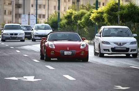 گران ترین ماشینهای گذر موقت ایران + تصاویر
