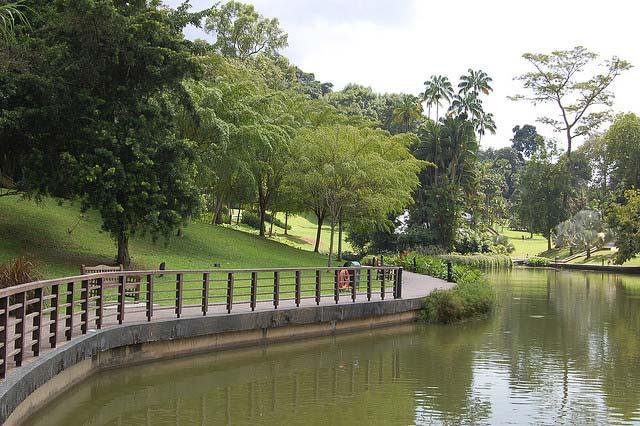 باغهای گیاهشناسی سنگاپور