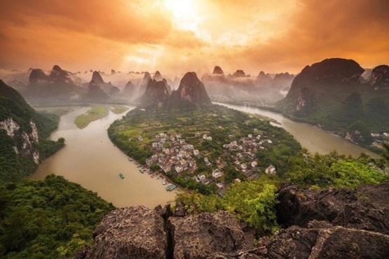 رویایی ترین روستا های جهان
