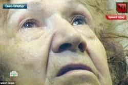 پیرزن آدم خوار 68 ساله روسی به دام افتاد!+عکس
