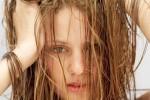 درمان موهای چرب Greasy-hair