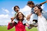 خانواده شاد Happy-family