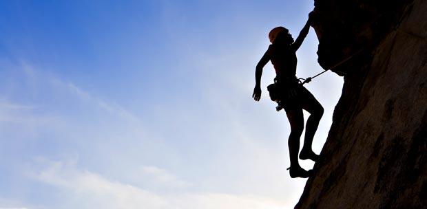 بالا رفتن Rock-Climbing