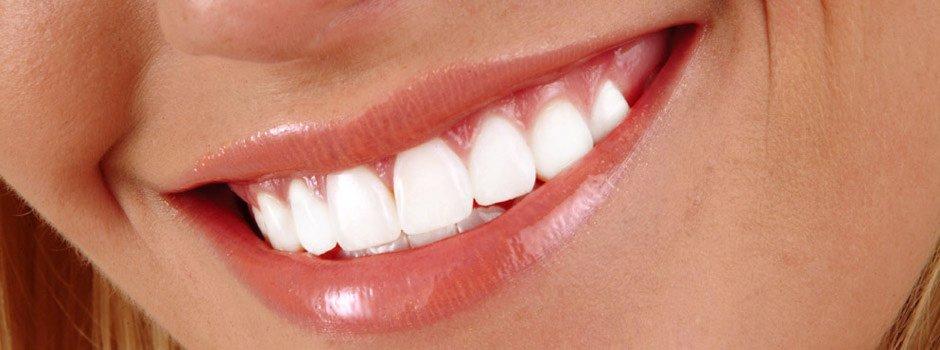 لبخند درخشان