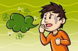 چگونه بوی بد دهان خود را تشخیص دهیم؟