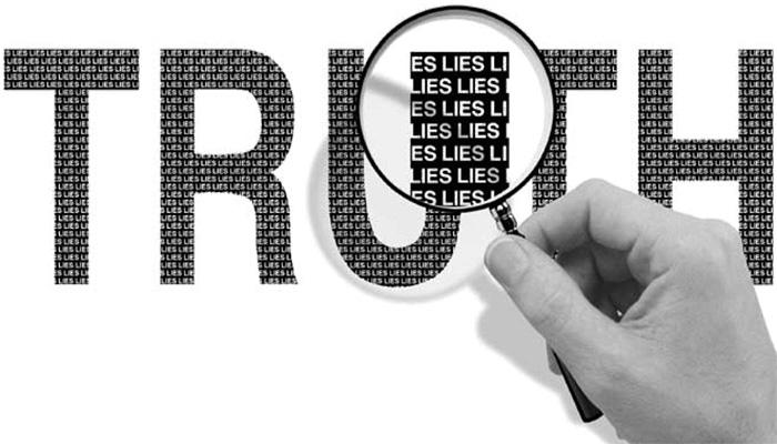 شناسایی افراد دروغگو