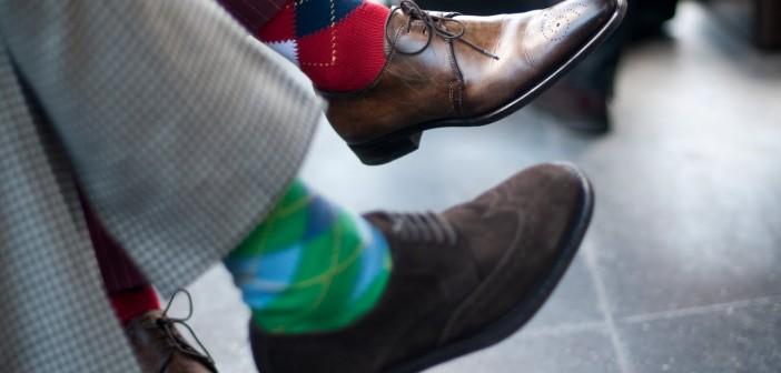 راهنمای جوراب مردانه