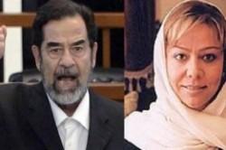 افشاگری دختر صدام از ماجرای دستگیری پدر