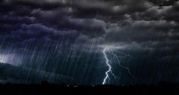 تعبیر خواب طوفان storm