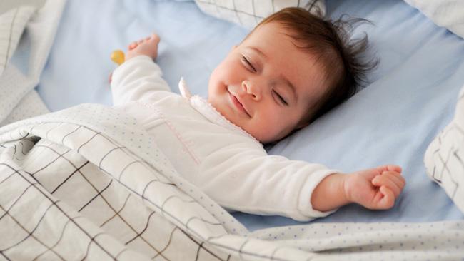 بیدار شدن از خواب wakeup-baby