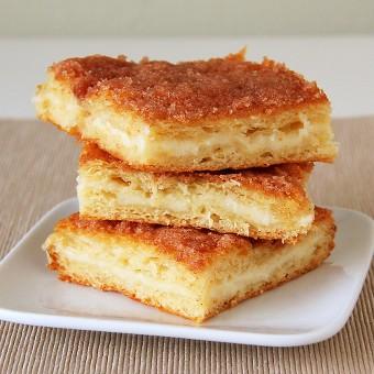 طرز تهیه دسر پنکک پنیری