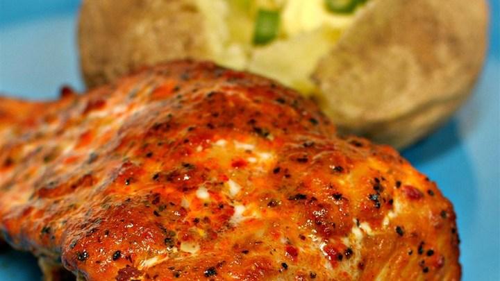 طرز تهیه ماهی قزل آلا کبابی
