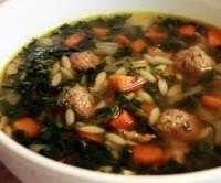 طرز تهیه سوپ عروس ایتالیایی