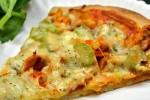 طرز تهیه پیتزا مرغ و کرفس
