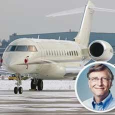 گرانترین هواپیماهای دنیا